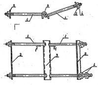 Узел крепления У-3 (3.407.1) 7,6 кг