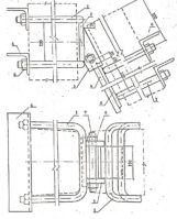 Узел крепления У-71 (Л57-97) 23,7 кг